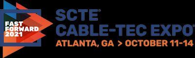 SCTE Cable-Tec Expo 2021, Atlanta, in-person & virtual