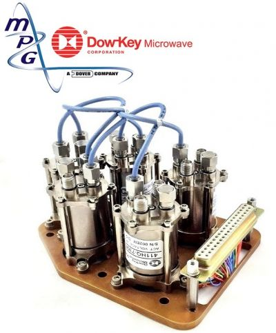Space Grade RF, Coaxial And Waveguide Switches? Dow-Key!