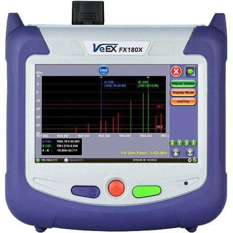 FX180X Optical Channel Checker