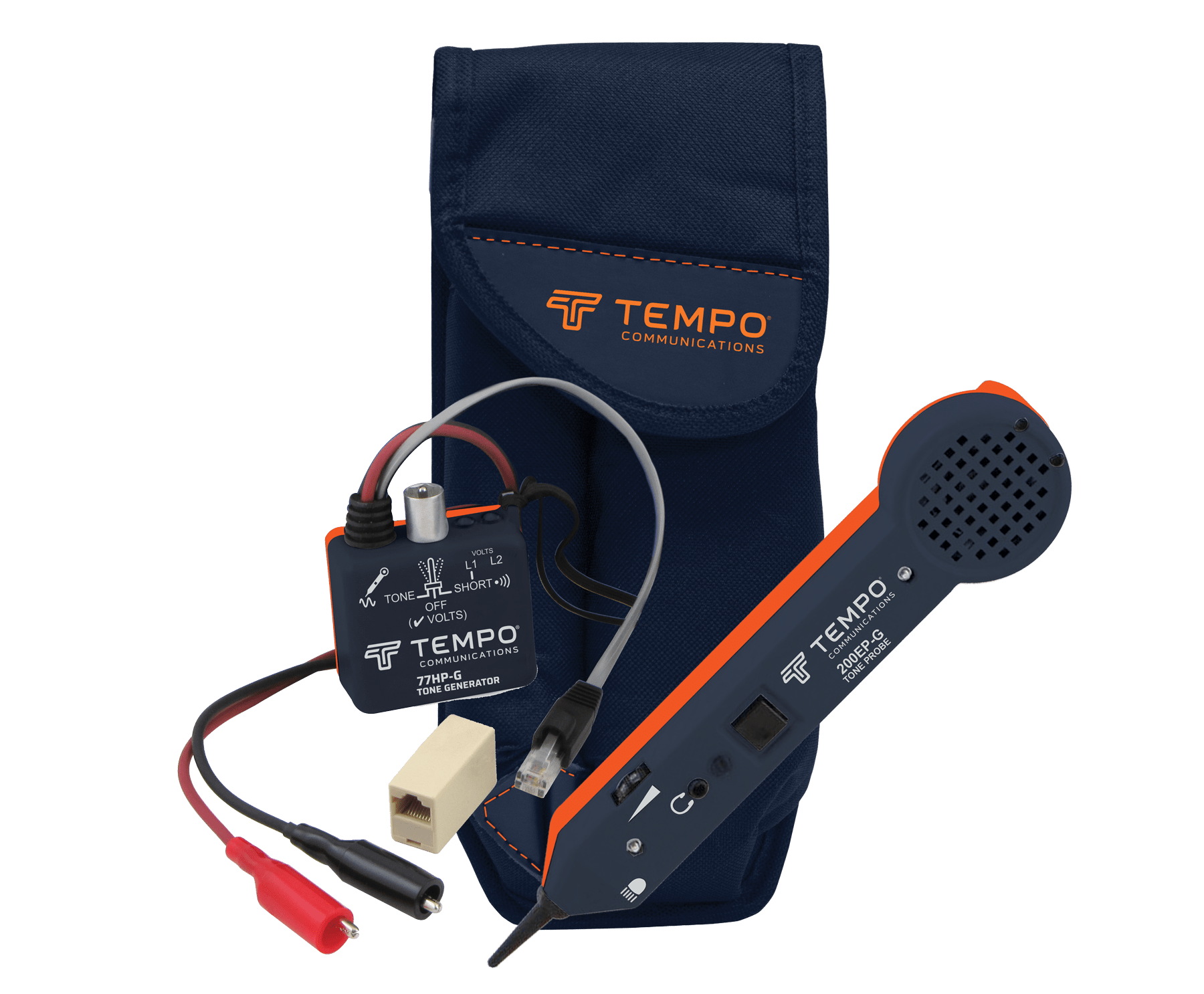 Quickly identify your wire with Tempo's 701K tone and trace kit