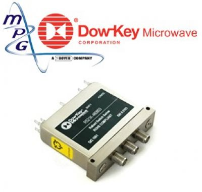 You Need a High Reliable RF Switch? Dow-Key's Reliant Switch™!