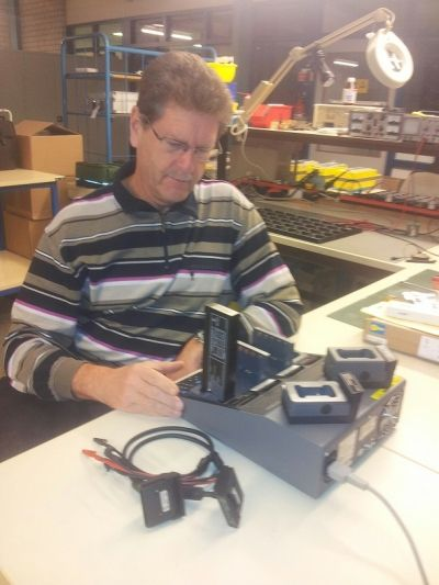 Heynen is partner in service for Cadex battery analysers