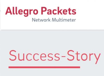 Arvato Systems: Allegro Packets in Continuous Use