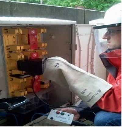 Kabelfoutlocalisatie met automatische intelligente zekering NSG 7000 G/T