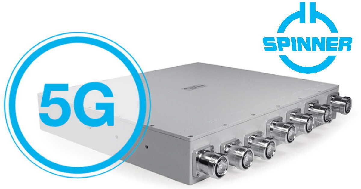 A New 5G Hexaplexer for More Effective In-Building Wireless Coverage Solutions