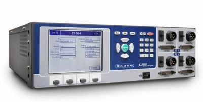 Cadex C8000 batterij testsysteem