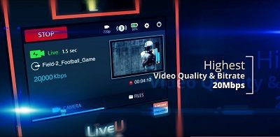 LiveU's LU600, Takes your live mobile livestream, webstream broadcast and/or postproduction workflow to the next level