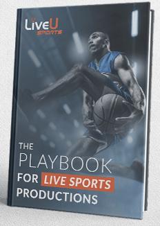 Vraag het gratis handboek voor live sport producties aan