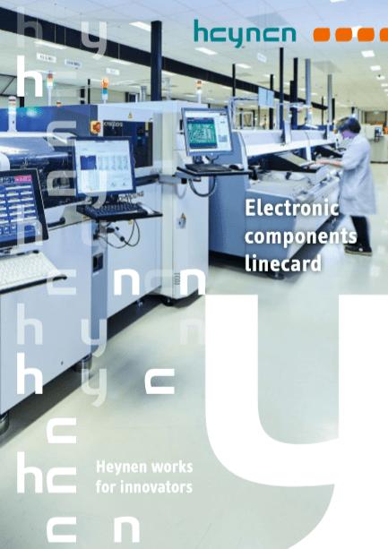 Heynen Electronic Components linecard