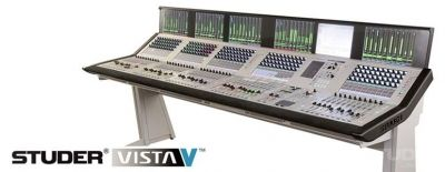 Looking for an immense powerful digital audio mixing console If so the new Vista V is exactly what you need