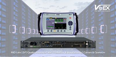 400G Testing; the future of communications