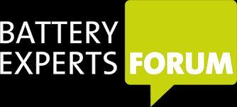 Battery Experts Forum, Frankfurt