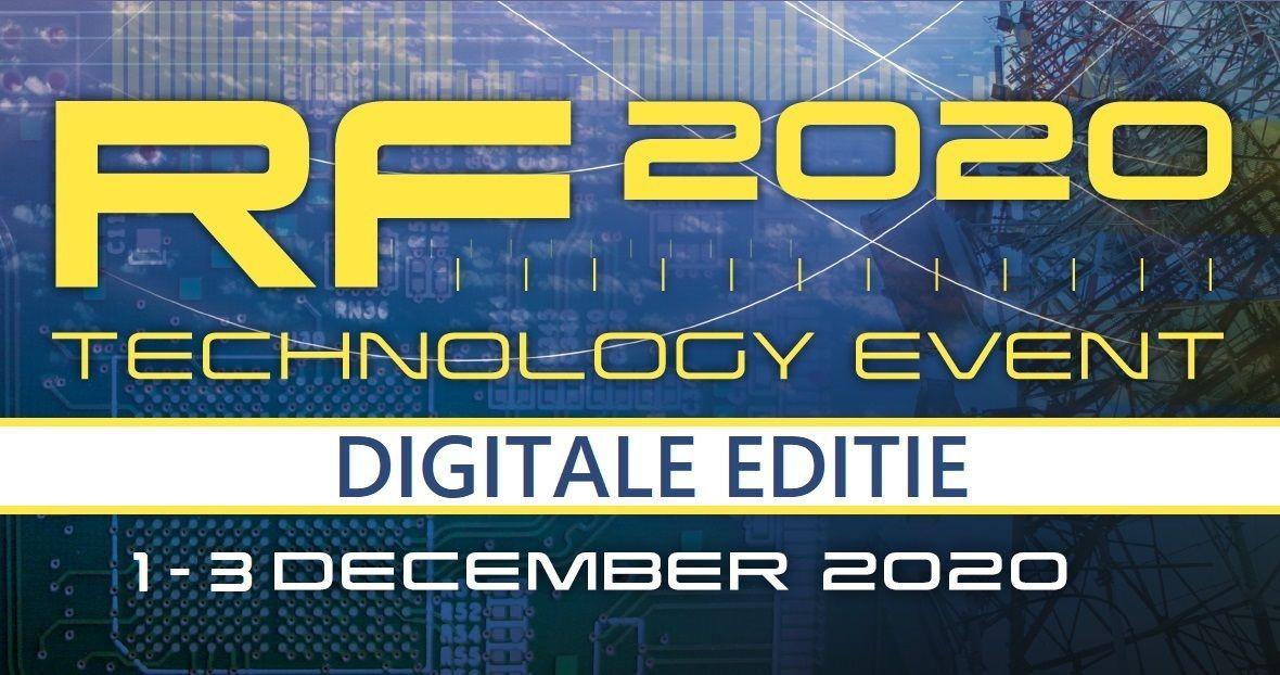 RF Technology Event 2020, digital