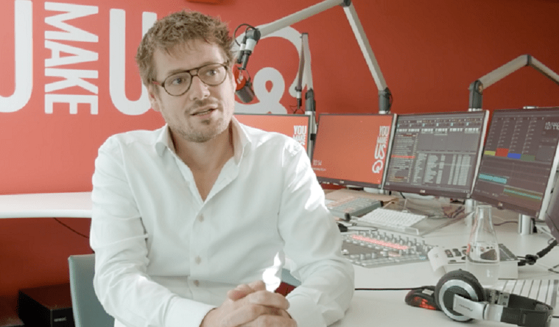 """Qmusic: """"Meer, sneller en eenvoudiger video content beschikbaar met LiveU van Heynen."""""""