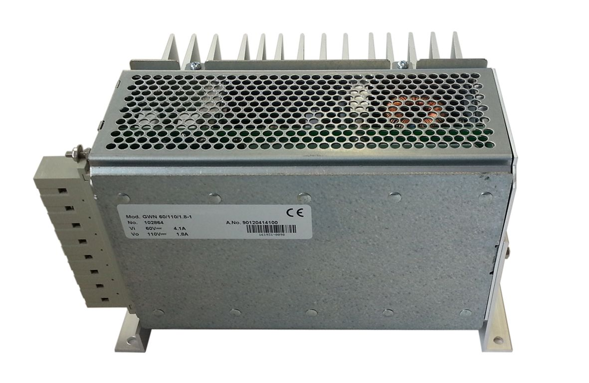DC/DC converters - The series GWN