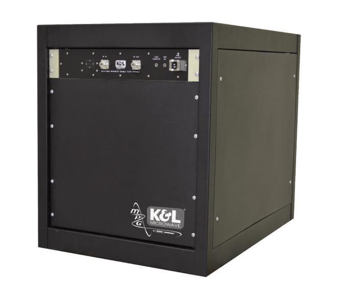 K&L Microwave LTE / WiFi Test Box - DRTA-00014