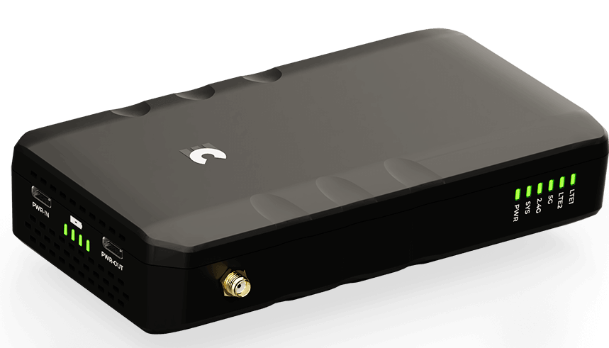 Celerway Go: The world's first truly portable, battery-powered business-grade mobile router