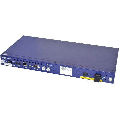 RTU-4000/4100 Remote Fiber Test System (RFTS)