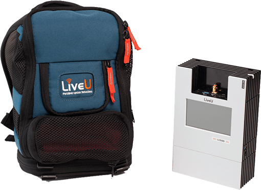 LU500 The Ultimate Lightweight Unit for Professional Newsgathering