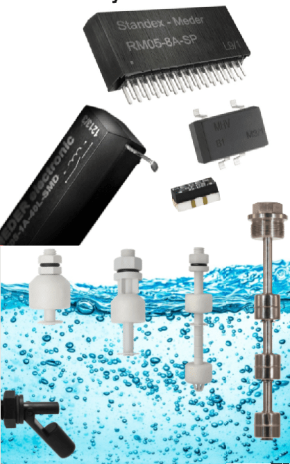 Why Standex Electronics Reed Relays and Reed Sensors?