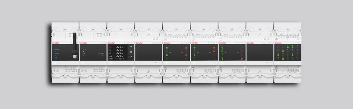 LINE Range: Create your own integral Energy Management System (EMSi)