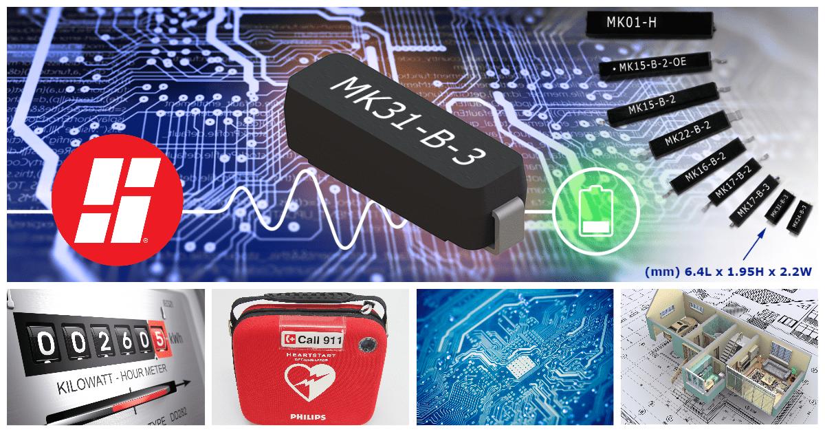 MK31 Reed sensor, new ultra miniature serie