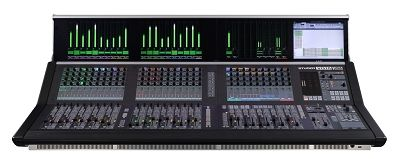 Meet Studer's new Vista 1 Black, the all-in-one compact, flexible audio mixing system for broadcast, live and production.