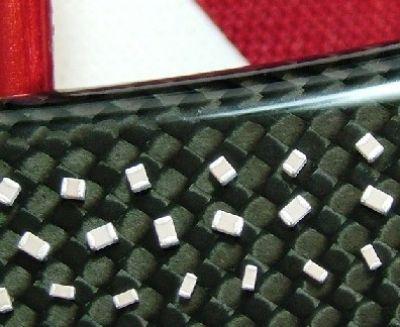 Ultra-low ESR MLCC capacitors