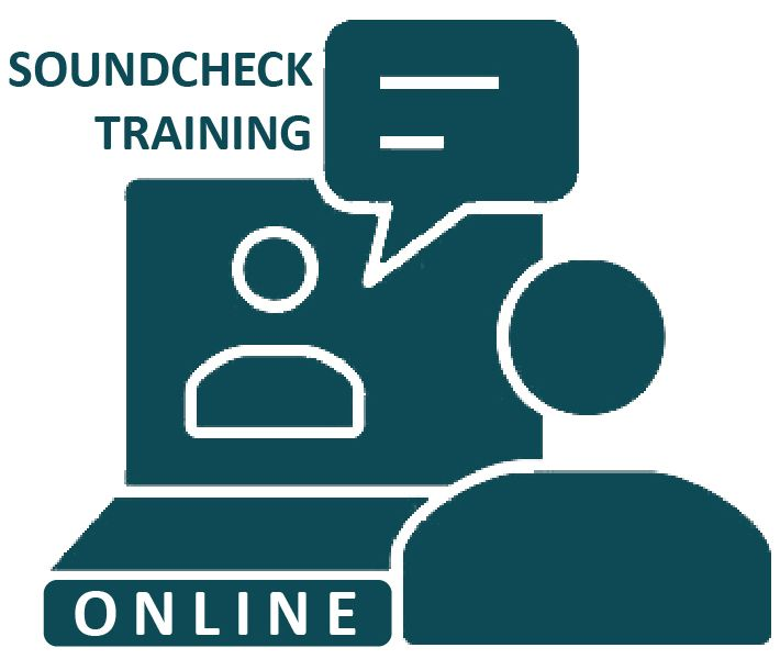 Online Training: Basic Sequence Writing Sound Check Audio Analyzer software