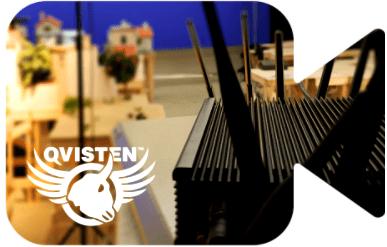 Qvisten Animation geeft een boost aan zijn productie workflow op afstand met behulp van Celerway ARCUS