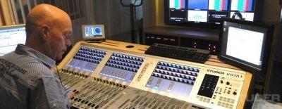 Hilversum-Based AKN Upgrades to Studer Vista 1