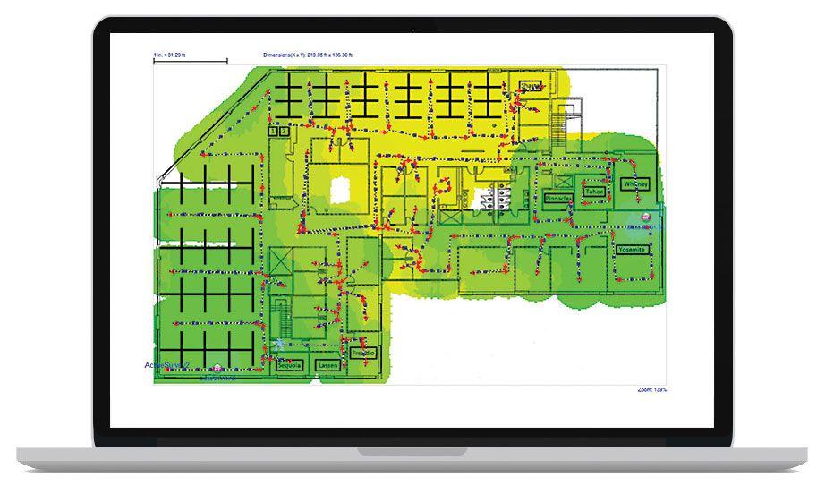 AirMagnet Survey Pro (Incl. Planner)
