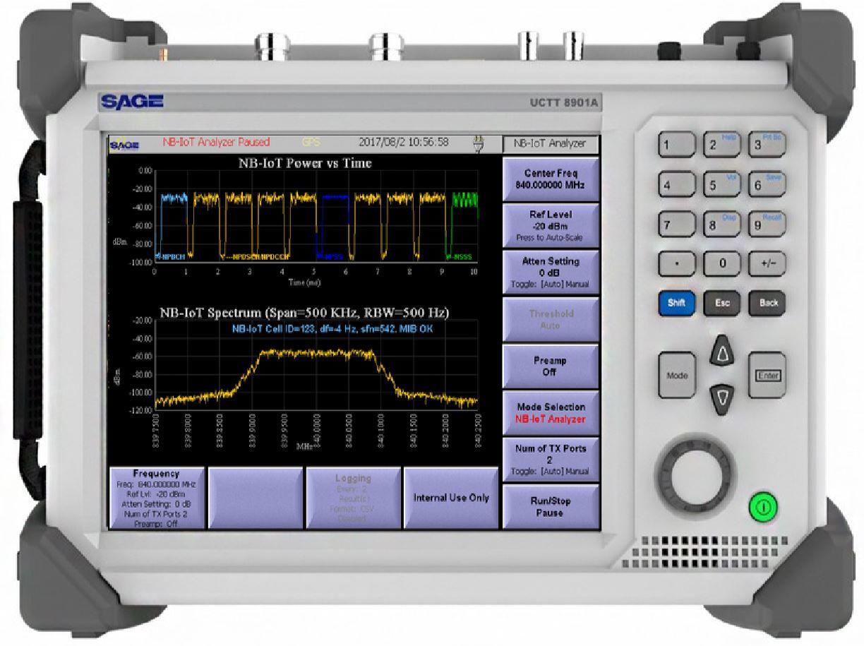 Sage Instruments - UCTT Base Station Test Instrument
