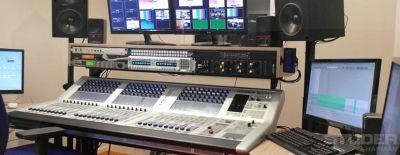United Installs Studer Vista 1 in Dutch Villa for RTL4