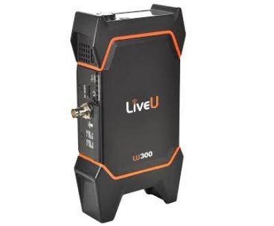 LU300 HEVC proofs to be an amazing compact HEVC field unit for on-the-go live video streaming