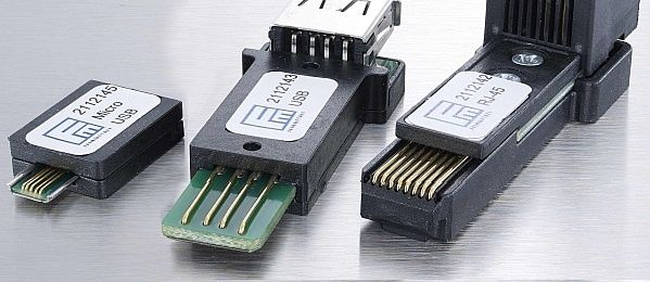 Durable Test Connectors for ICT- and FCT test
