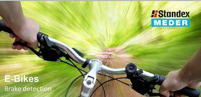 E-Bikes Brake detection