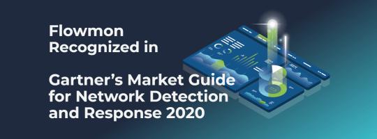 Flowmon in Gartner's Market Guide for NDR