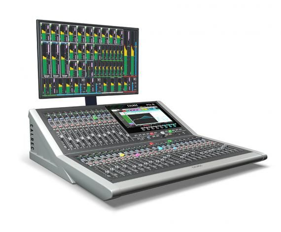Brio audio mixing console